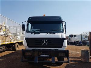 Mercedes 10 cube tipper for hire