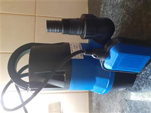 Sap550 Submersible Auto Pump 230 With Float
