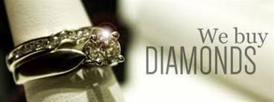 We Buy Diamond & Platinum