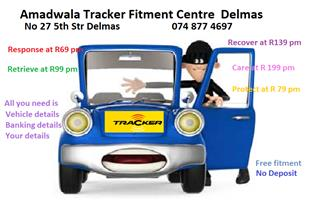 Tracker fitments