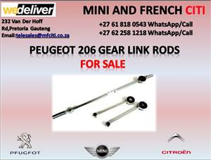 Peugeot 206 gear links and tie rod ends for sale