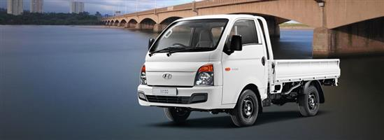 Hyundai  h100 bakkie for hire