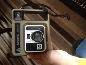 "Antique Kodak Polaroid Camera - R400. Kodamatic ""Pleaser 2"". Selling at a low price, negotiable."