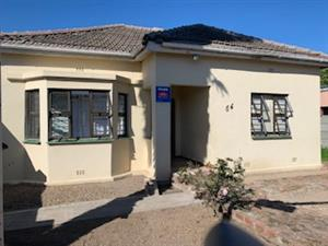 House for rent - Parow Valley - Inc. water - Excl. electricity