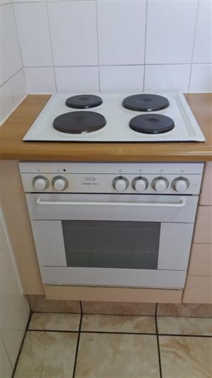 Defy Eye Level hob and Oven