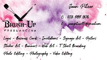 Freelance Designer (Brush-Up)
