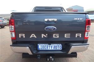 2015 Ford Ranger 3.2 double cab Hi Rider XLT