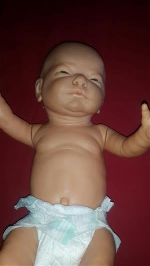 Looking for an Old new born baby doll