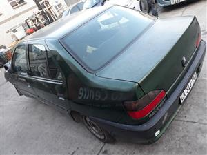 Peugeot 306 1.8 16v. Sedan - Striping for Spares from 1998 up to 2000 model–All vehicle available
