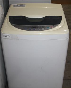 Lg 7.2kg top loader washing machine S041768A #Rosettenvillepawnshop