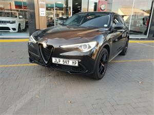 2018 Alfa Romeo Stelvio 2.0T Super Q4