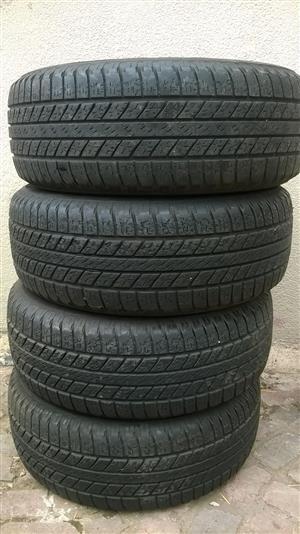 265 65 17 tyres