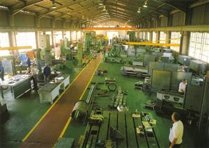 Machine and Fabrication Shop For Sale - Fully Equipped