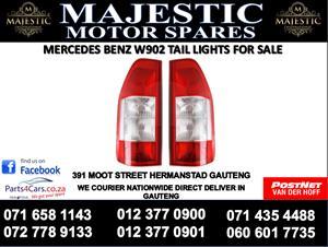 Mercedes benz W902 sprinter tail lights for sale