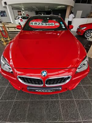 2015 BMW M6 coupe M6 COUPE (F12)