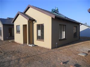 New house for sale at Soshanguve east next to Soshanguve crossing
