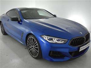 2019 BMW 8 Series coupe M850i xDRIVE (G15)