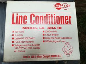 Trip Lite Line conditioner 500W