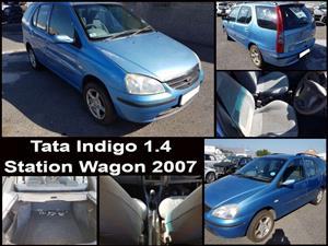 Tata Indigo 1.4 Station Wagon 2007 stripping for spares.