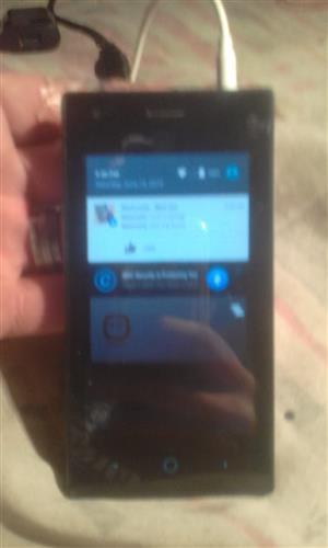 ConeXis A1 5.1 cell phone like NEW ke NEW
