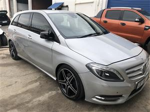2013 Mercedes Benz 180B