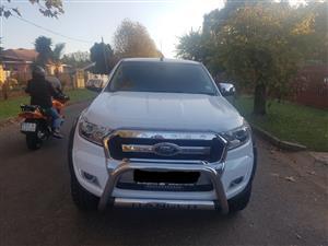 2018 Ford Ranger 3.2 double cab Hi Rider XLT