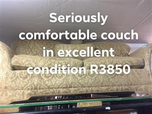 2 Seater couch for sale
