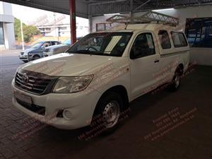 2011 Toyota Hilux single cab HILUX 2.0 VVTi A/C P/U S/C