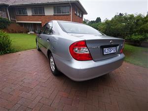 2004 Toyota Camry 2.4 XLi
