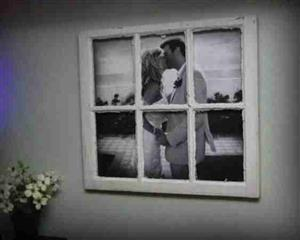 Decorative Window Frame