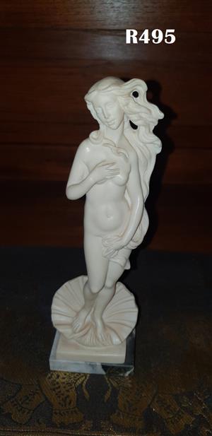 A Santini Birth of Venus Sculpture (220mm high )