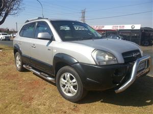 2007 Hyundai Tucson 2.7 V6 GLS 4x4