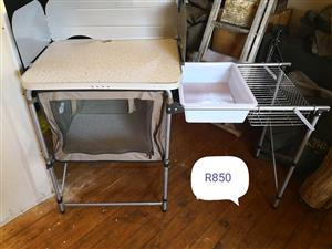 Camping kitchen set for sale
