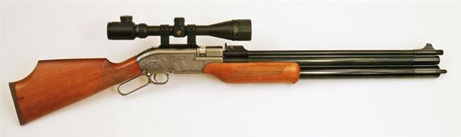 Sumatra PCP Air Rifle 2500 500CC , .22/5.5mm with all Accessories