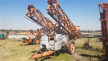 Jacto Bk3024 Sprayer - ON AUCTION