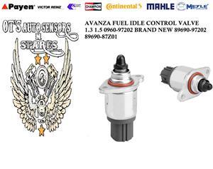 Avanza 1.3 1.5 4 PIN Fuel Idler Valve IACV Idle Air Control Valve Fuel Stepper OE 89690-97202 89690-87Z01 89690-97202 98690-B1010