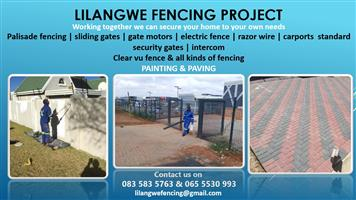LILANGWE FENCING PROJECT