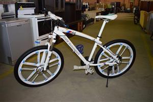 BMW motorsport mountain bike