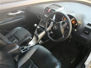 2012 Toyota Auris 2.0D 4D XD