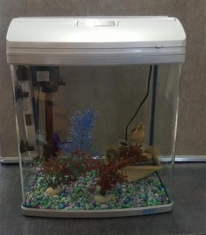Fish tank  20litretank  In prestine condition