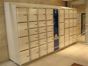 Electronic Locker/ Deposit/ Collection System for Sale