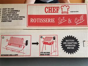 Chef Rotisserie New