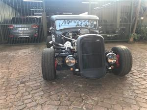 1931 Plymouth Rod