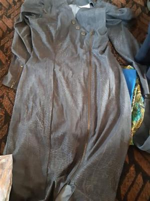 Grey vintage dress for sale