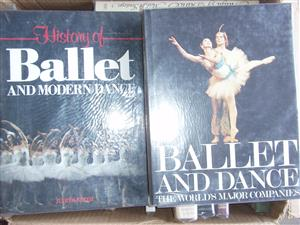Ballet Books - a collection of the worlds best Ballet books - 17 books