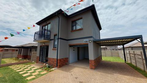 NEWLY DEVELOPED HOUSES FOR SALE IN PRETORIA WEST, ANDEON!!!