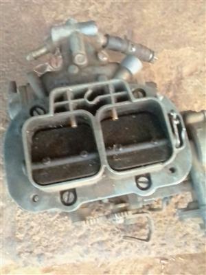 Ford V6 3L engine