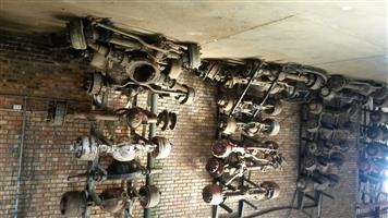 Mercedes Benz Diff's For Sale