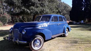 1940 Buick Eight Special