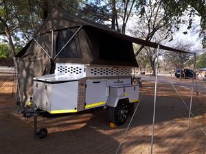 2015 Wilderness 350 Camper full house
